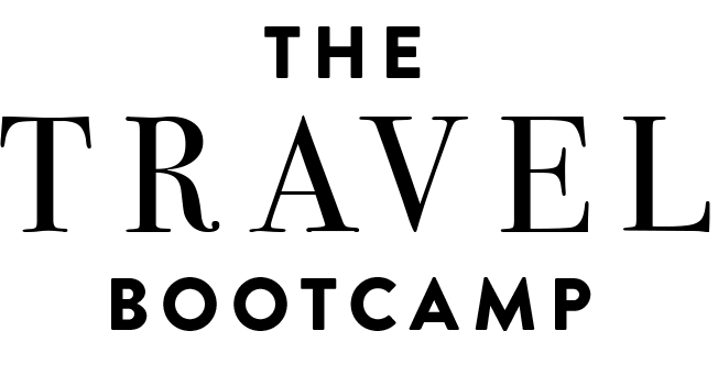 Travel Bootcamp 2020